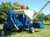 cosechadora de grano - LA RECONQUISTA