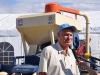 Osvaldo Pilatti - cosechadora de grano - LA RECONQUISTA