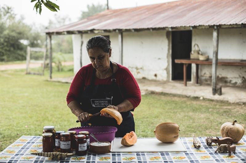 La cocina popular correntina dice presente en Masticar