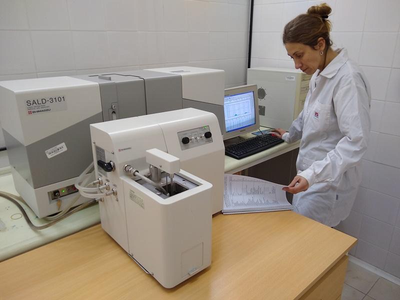 Una herramienta láser aumenta la precisión de los estudios de suelos