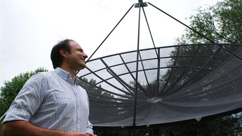La red de radares del INTA cumple diez años