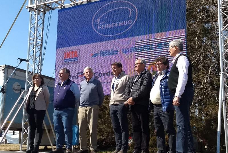 La muestra insignia del sector porcino convocó a 10 mil visitantes