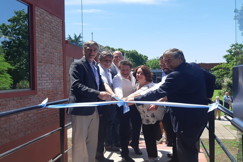 INCUINTA inaugura edificio sustentable para la producción de biofármacos