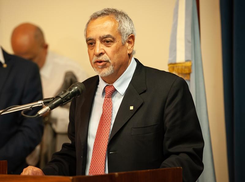 Carlos Parera asumió como director nacional del INTA