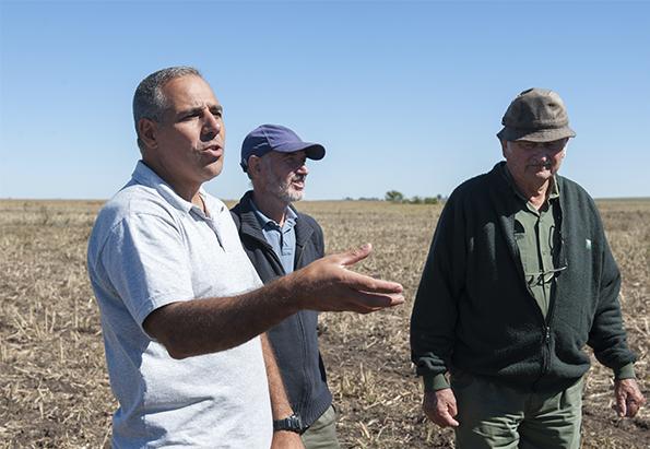 El INTA y Quilmes impulsan la cebada agroecológica