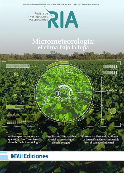 Revista RIA publica su número de abril